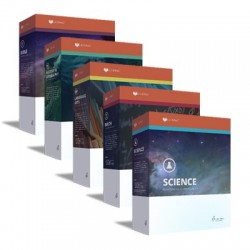 Lifepac 8th grade 5-subject set - Product Image