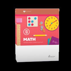 Lifepac Kindergarten Math - Product Image