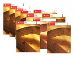Lifepac Math, Grade 10 (Geometry), Workbook Set - Product Image