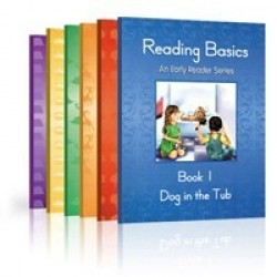 Reading Basics Set: Five Readers and Reader Study Guide - Product Image