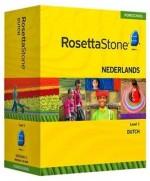 Rosetta Stone Dutch Level 1 - Product Image