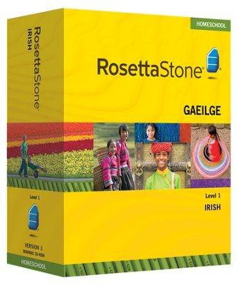 Rosetta Stone Irish Level 1 - Product Image