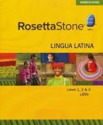 Rosetta Stone Latin Level 1, 2 & 3 Set - Product Image