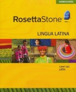 Rosetta Stone Latin Level 1 & 2 Set - Product Image