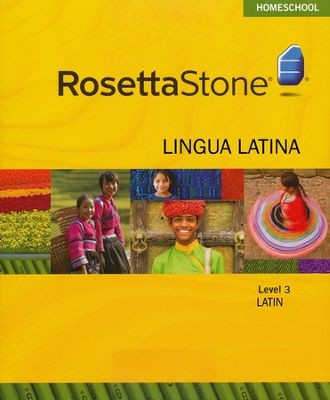 Rosetta Stone Latin Level 3 - Product Image