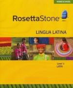Rosetta Stone Latin Level 3 - Product Image