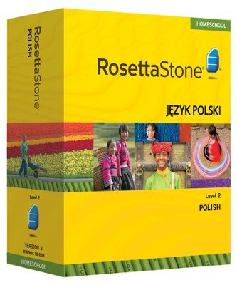 Rosetta Stone Polish Level 2 - Product Image