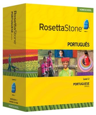 Rosetta Stone Portuguese (BR) Level 2 - Product Image