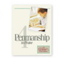 Weaver Grade 4 Penmanship to Praise - Product Image
