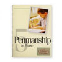 Weaver Grade 5 Penmanship to Praise - Product Image