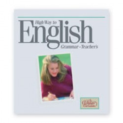 Weaver Highway to English Grammar Teacher text - Product Image