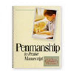 Weaver Penmanship to Praise Manuscript - Product Image
