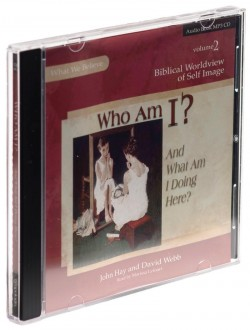 Who Am I? Audio CD (Book Read Aloud) - Product Image