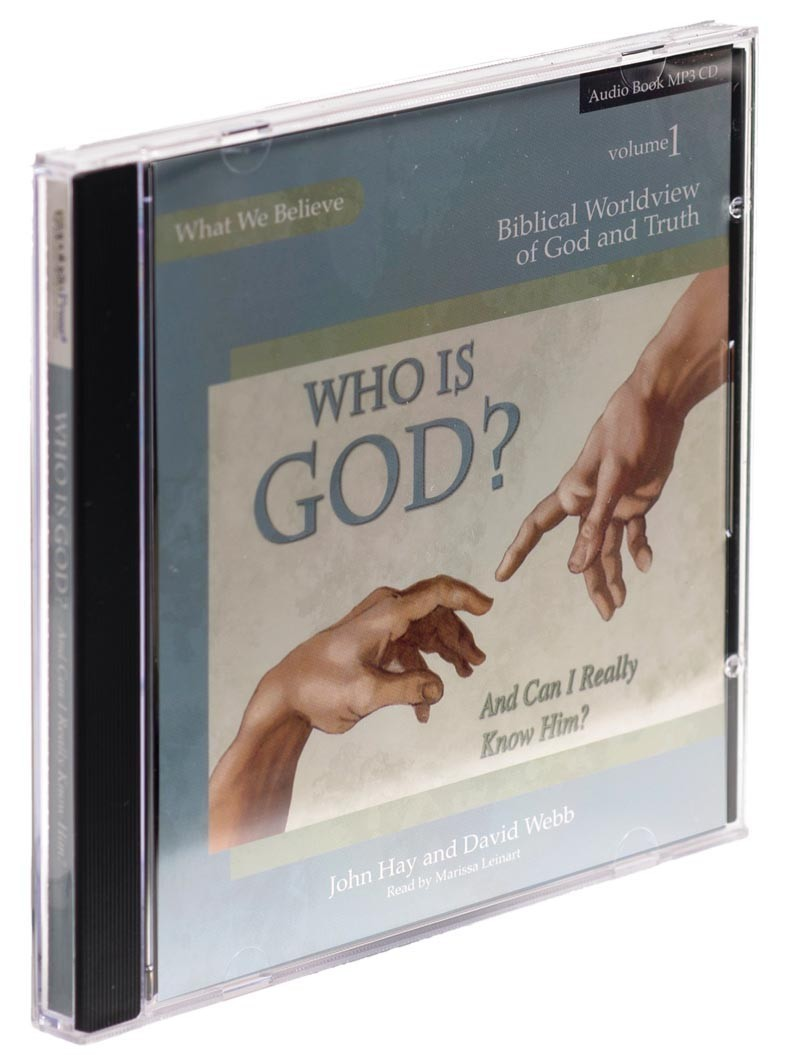 Who Is God? Audio CD (Book Read Aloud) - Product Image