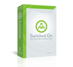 2016 Switched-on Schoolhouse Application disk - Product Image