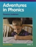 Christian Liberty Press Adventures in Phonics Level A