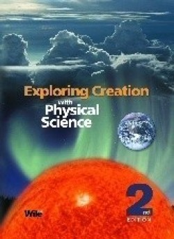 Apologia Exploring Creation with Physical Science Textbook Only - Product Image