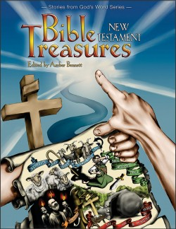 Bible Treasures: New Testament - Product Image