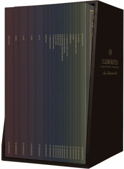 ESV Illuminated Scripture Journal: New Testament Set - Product Image