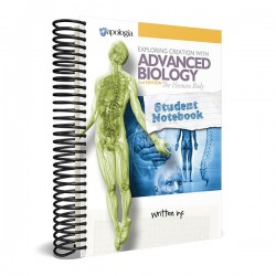 Biology Student Notebook 2nd Edition - Product Image