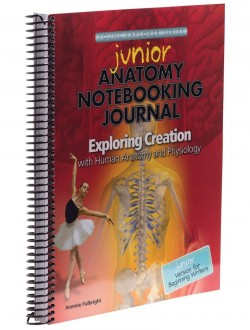 Apologia Anatomy Junior Notebooking Journal - Product Image
