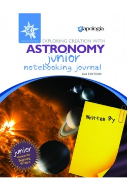 Apologia Astronomy Junior Notebooking Journal - Product Image