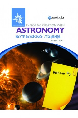 Apologia Astronomy Notebooking Journal - Product Image