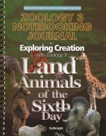 Apologia Elementary: Exploring Creation with Zoology 3 Notebooking Journal - Product Image