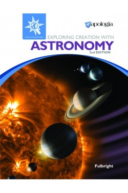 Apologia Exploring Creation with Astronomy, 2nd edition - Product Image