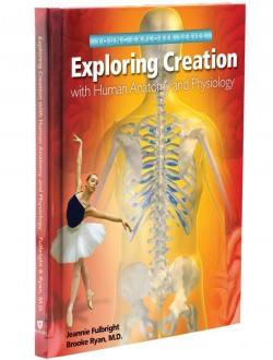 Apologia Exploring Creation with Human Anatomy and Physiology - Product Image