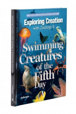 Apologia Exploring Creation with Zoology 2 Textbook: Swimming Creatures of the Fifth Day - Product Image