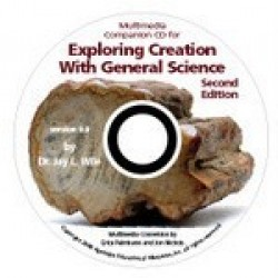 Apologia 2nd Edition General Science Companion CD-ROM - Product Image