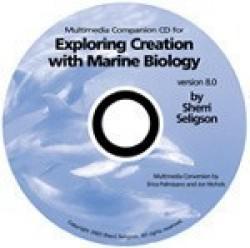Apologia Marine Biology Companion CD-ROM - Product Image
