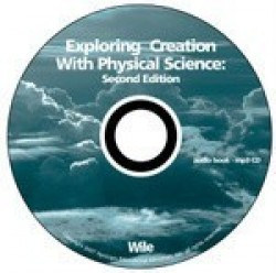 Apologia Physical Science Audio CD - Product Image