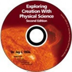 Apologia Physical Science Full-Course CD-ROM - Product Image