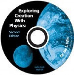 Apologia Physics Audio CD - Product Image