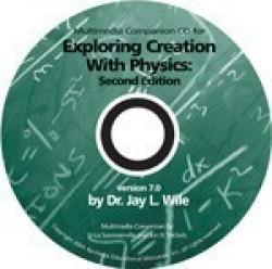 Apologia Physics Companion CD-ROM 2nd edition - Product Image