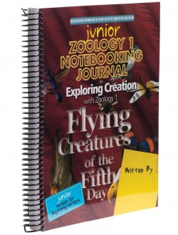 Apologia Zoology 1 Junior Notebooking Journal - Product Image