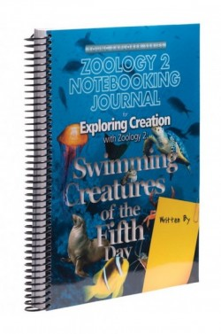 Apologia Zoology 2 Notebooking Journal - Product Image