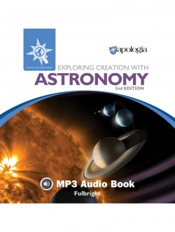 Astronomy MP3 Audio CD  - Product Image