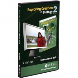 Biology Video Instruction DVD - Product Image