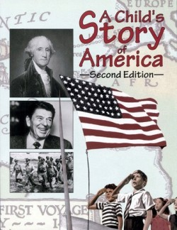 Christian Liberty Press A Child's Story of America Text - Product Image