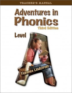 Christian Liberty Press Adventures in Phonics Level A Teacher's Manual - Product Image
