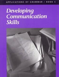 Christian Liberty Press Applications of Grammar Book 5 Teacher's Manual - Product Image