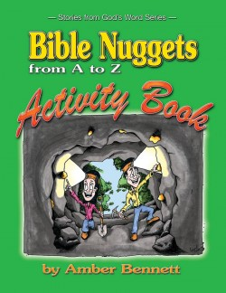 Christian Liberty Press Bible Nuggets from A to Z Activity Book - Product Image