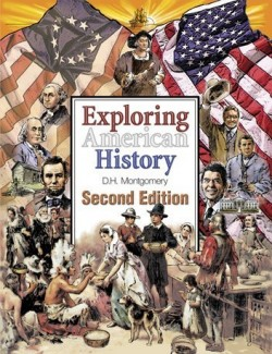 Christian Liberty Press Exploring American History Text - Product Image