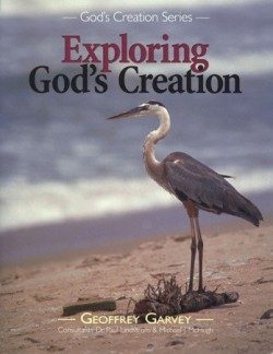 Christian Liberty Press Exploring God's Creation Workbook - Product Image