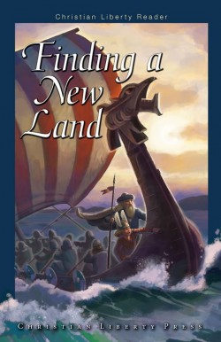 Christian Liberty Press Finding a New Land - Product Image