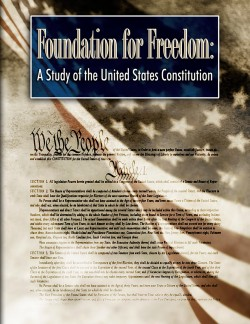 Christian Liberty Press Foundation for Freedom: A Study of the United States Constitution - Product Image