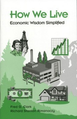 Christian Liberty Press How We Live: Economic Wisdom Simplified Text - Product Image